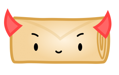 Ricky Egg Roll messages sticker-9