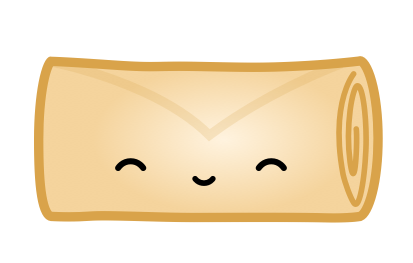 Ricky Egg Roll messages sticker-2