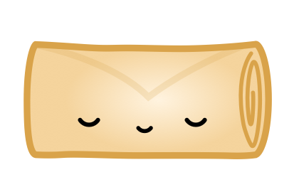 Ricky Egg Roll messages sticker-10