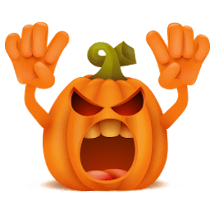 New Halloween Stickers Pack messages sticker-0