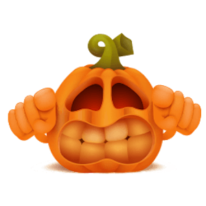 New Halloween Stickers Pack messages sticker-2