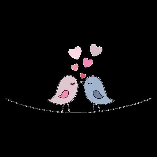 Kisses-Emoji messages sticker-10