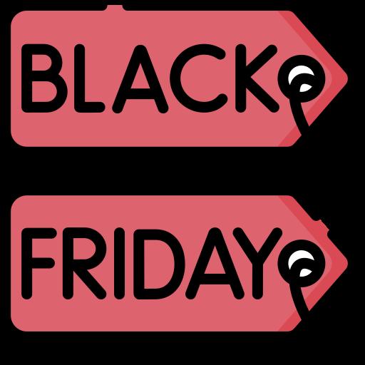Vendredi noir messages sticker-0