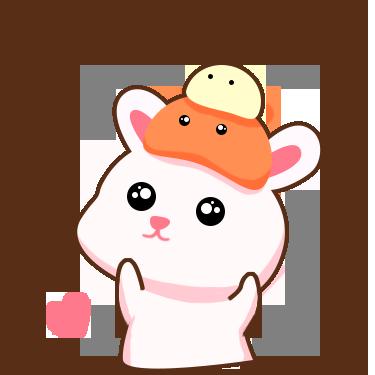 HappyAnimal-Emoij messages sticker-9