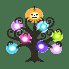HalloweenS-Emoij messages sticker-6