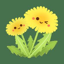 SpringSticker-Emoij messages sticker-11
