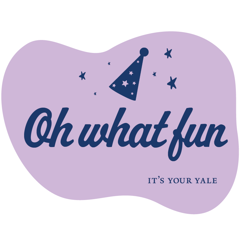It's Your Yale Chat Stickers messages sticker-8