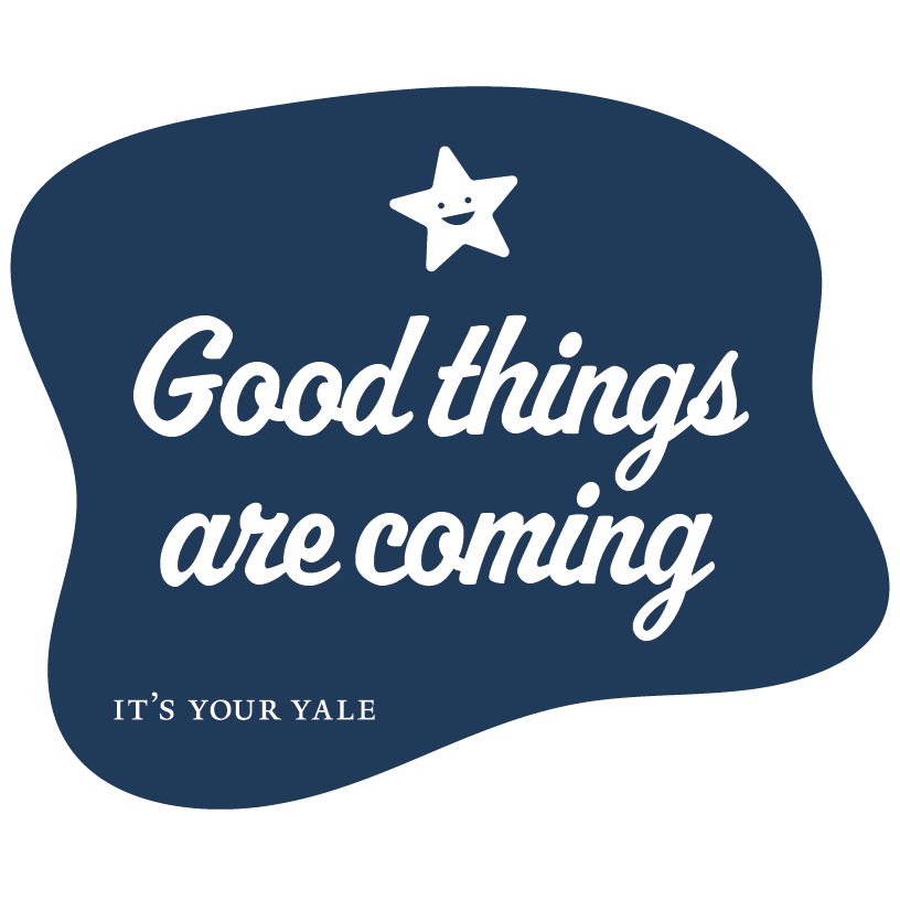 It's Your Yale Chat Stickers messages sticker-11