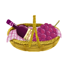 GrapePurple-Emoij messages sticker-5
