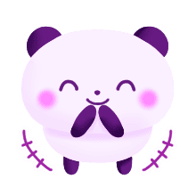 GrapePurple-Emoij messages sticker-8