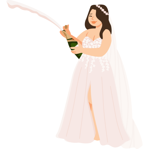 BrideMojis messages sticker-7