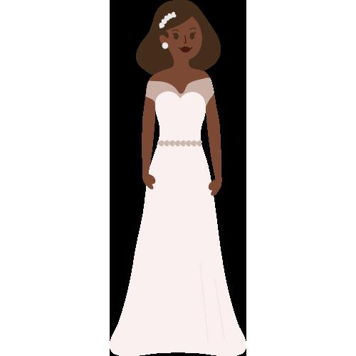 BrideMojis messages sticker-1
