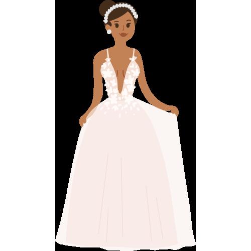 BrideMojis messages sticker-2