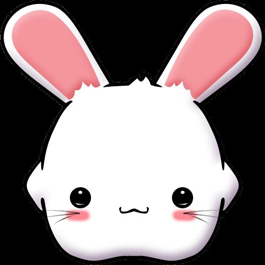 兔子贴纸 messages sticker-9