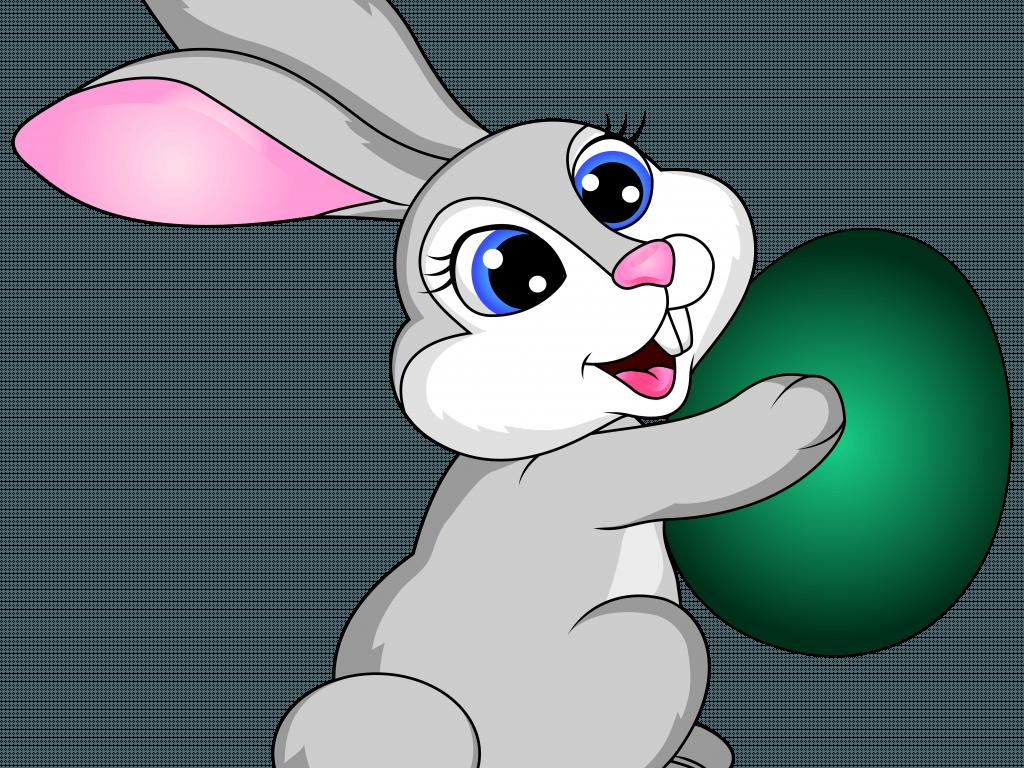 兔子贴纸 messages sticker-11