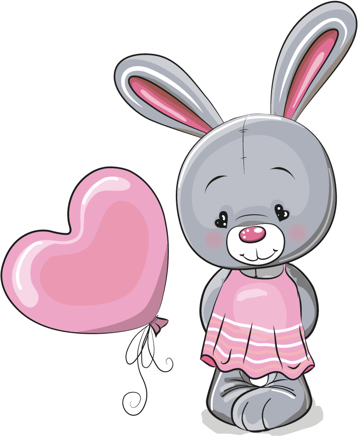 兔子贴纸 messages sticker-4