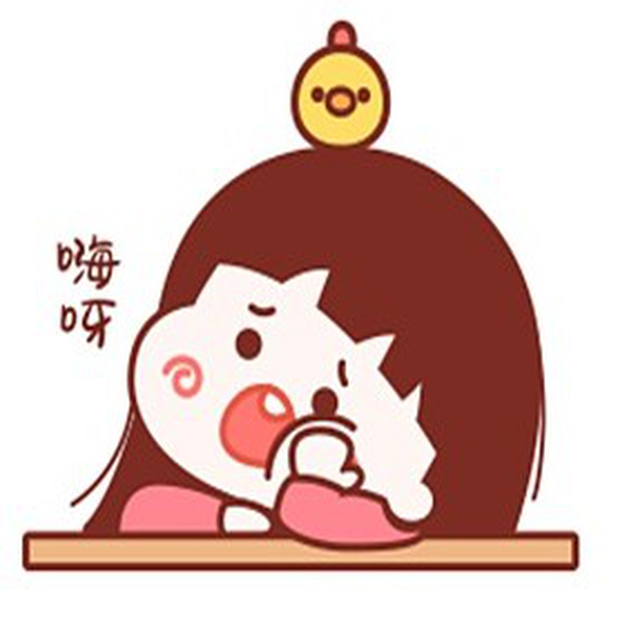 红中小魔女 messages sticker-8