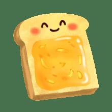 橘子小咪 messages sticker-2