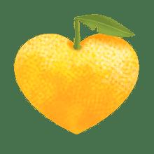 橘子小咪 messages sticker-10