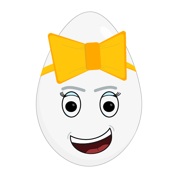 Egg Family messages sticker-1