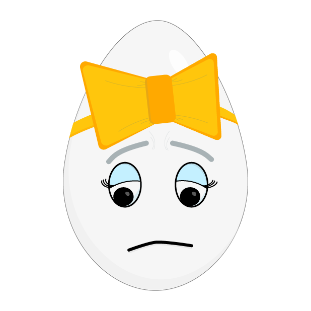 Egg Family messages sticker-3