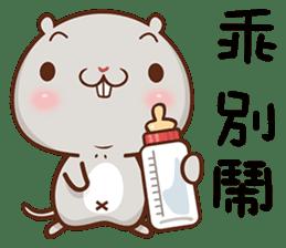 讚讚鼠 messages sticker-2