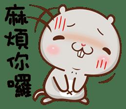 讚讚鼠 messages sticker-6