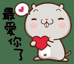 讚讚鼠 messages sticker-3