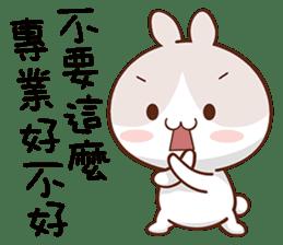 呼呼兔 messages sticker-1