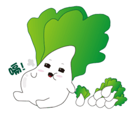 白菜肥寶 messages sticker-8