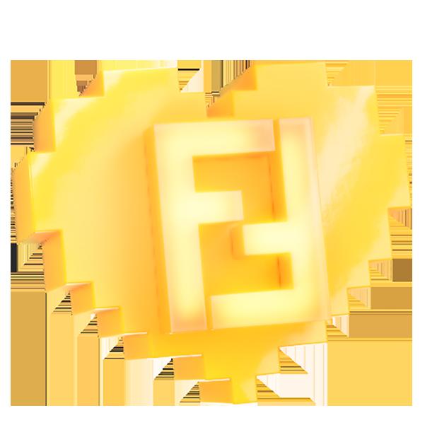 Fendi Holiday iMessage messages sticker-7