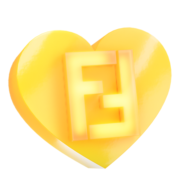 Fendi Holiday iMessage messages sticker-8