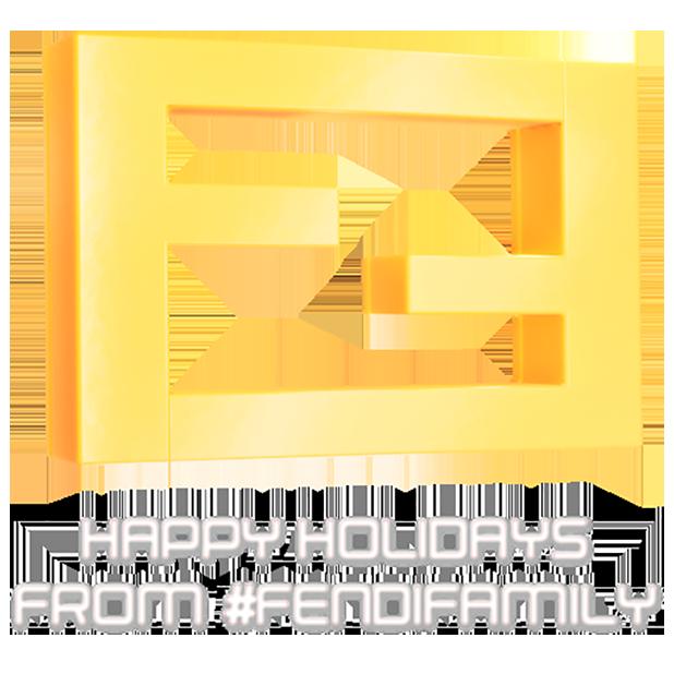 Fendi Holiday iMessage messages sticker-11