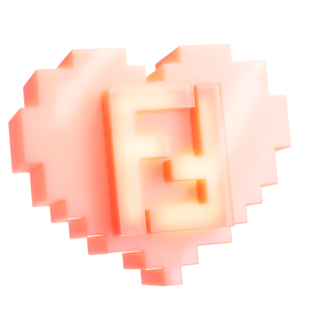 Fendi Holiday iMessage messages sticker-3