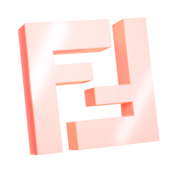 Fendi Holiday iMessage messages sticker-9