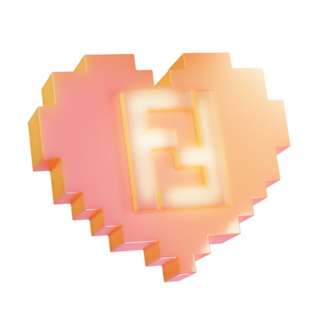 Fendi Holiday iMessage messages sticker-5