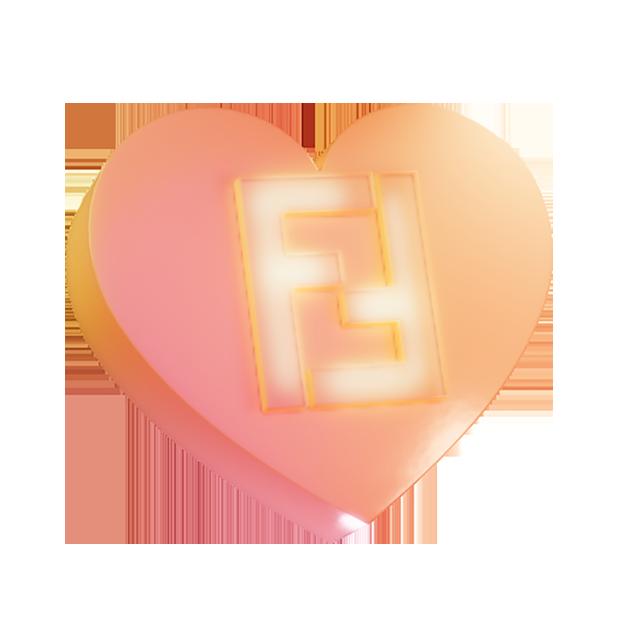 Fendi Holiday iMessage messages sticker-6