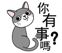 逗貓喵 messages sticker-7
