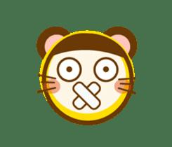 大頭鼠鼠 messages sticker-2