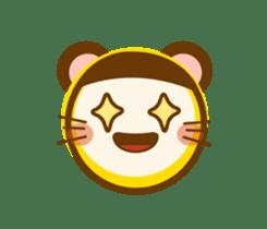 大頭鼠鼠 messages sticker-8