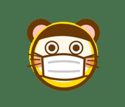 大頭鼠鼠 messages sticker-6