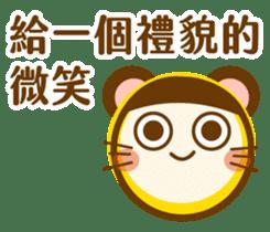 大頭鼠鼠 messages sticker-4