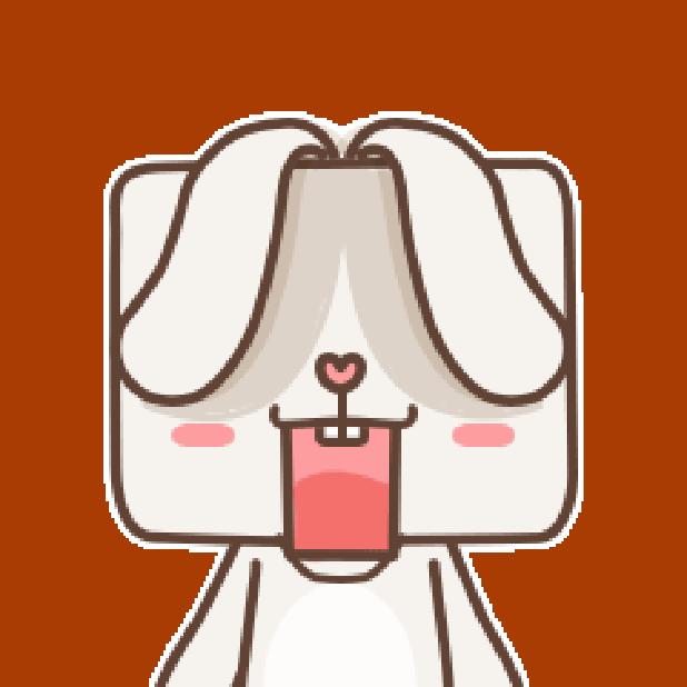 秃囧囧兔 messages sticker-1
