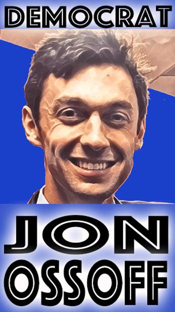 Georgia Senate Runoff messages sticker-6