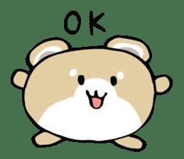 麻薯柴犬 messages sticker-5