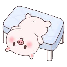 失落的粉猪 messages sticker-10