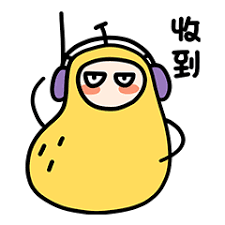 大鴨梨 messages sticker-7