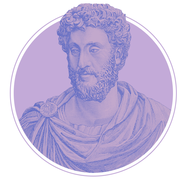 Mind of a Stoic messages sticker-1