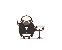 黑羊的職場 messages sticker-0
