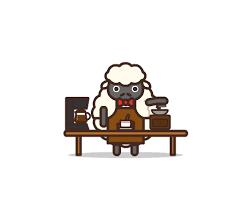 黑羊的職場 messages sticker-1